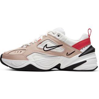 Nike M2K Tekno Sneaker Damen fossil stone-summit white-track red