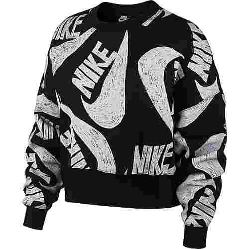 Nike NSW Icon Clash Sweatshirt Damen black
