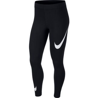 Nike NSW Leggings Damen black-white