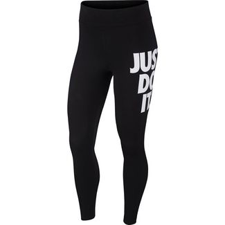 Nike NSW Legasee Leggings Damen black-white