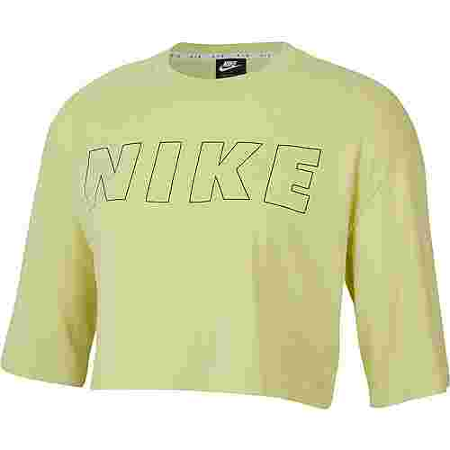 Nike NSW Air Croptop Damen limelight
