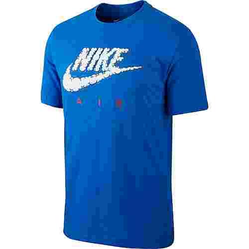 Nike NSW Air Illustration T-Shirt Herren game royal