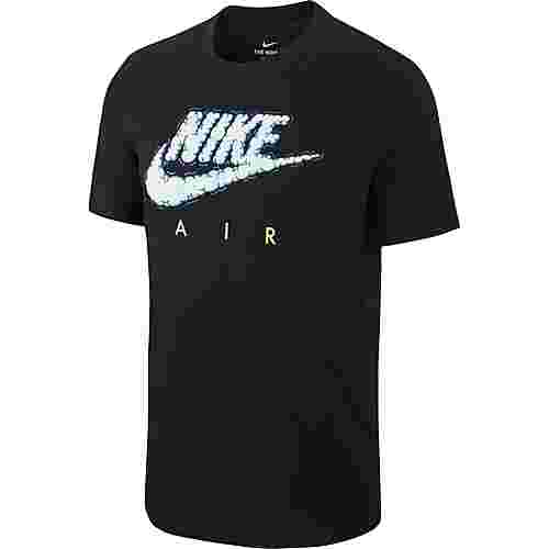 Nike NSW Air Illustration T-Shirt Herren black