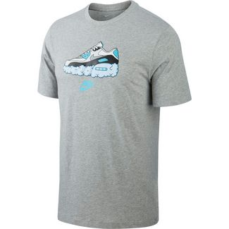 Nike NSW Air Air Max 90 T-Shirt Herren dark grey heather