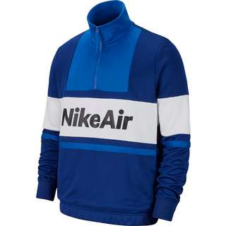 Nike NSW Air Illustration Windbreaker Herren deep royal blue-game royal/white/white