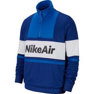 Nike NSW Air Illustration Windbreaker Herren deep royal blue-game royal/white/white