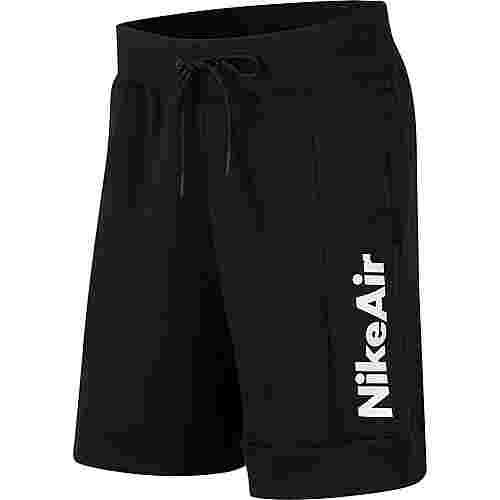 Nike NSW Air Shorts Herren black-university red