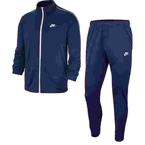 Nike NSW Windrunner Trainingsanzug Herren midnight navy-white