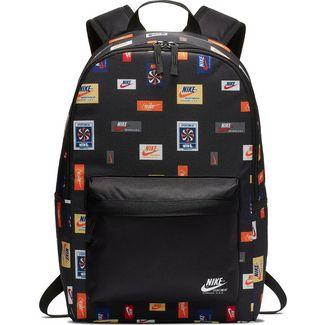 Nike Rucksack Heritage JDI Daypack black-white