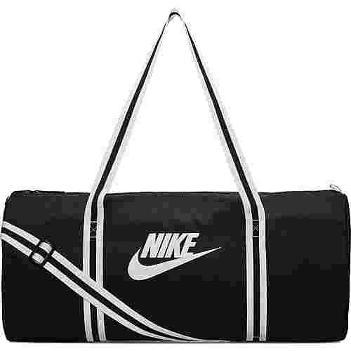 Nike Heritage Duff Sporttasche black-white