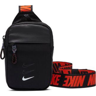 Nike Umhängetasche black-white