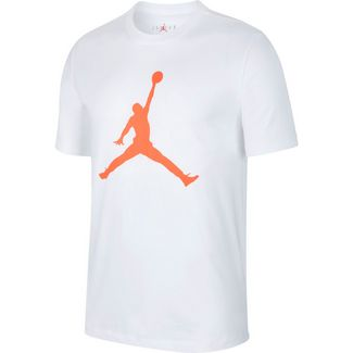 Nike Jumpman T-Shirt Herren white-infrared 23