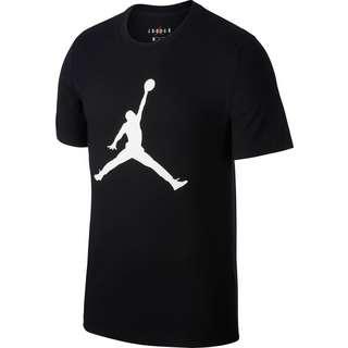 Nike Jumpman T-Shirt Herren black-white