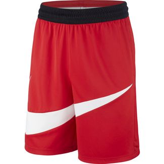 Nike Basketball-Shorts Herren university red-white