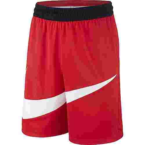 Nike Basketball-Shorts Herren university red-white
