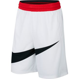 Nike Basketball-Shorts Herren white-black