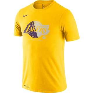 Nike Los Angeles Lakers Funktionsshirt Herren amarillo