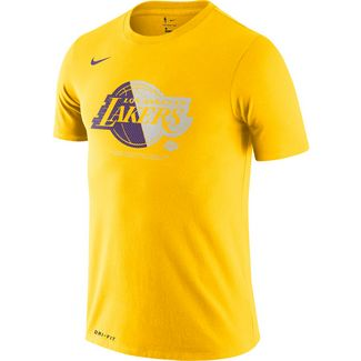 Nike Los Angeles Lakers Funktionsshirt Herren amarillo