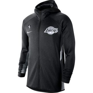 Nike Los Angeles Lakers Trainingsjacke Herren black heather-cool grey-white