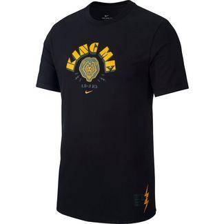 Nike James LeBron T-Shirt Herren black