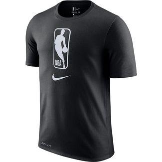 Nike NBA Funktionsshirt Herren black-white