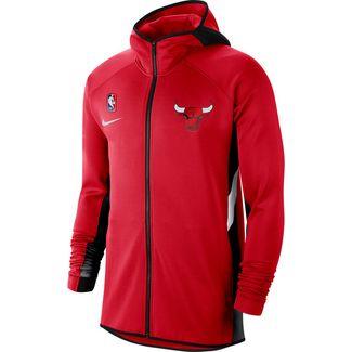 Nike Chicago Bulls Trainingsjacke Herren university red-black-white