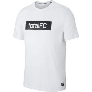 Nike FC T-Shirt Herren white