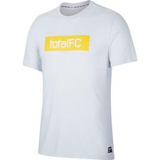 Nike FC T-Shirt Herren pure platinum