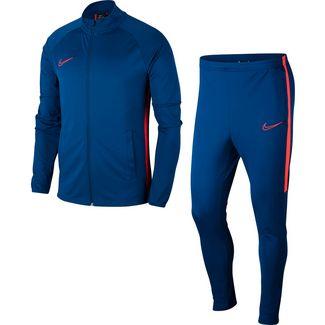 Nike Academy Trainingsanzug Herren valerian blue-laser crimson