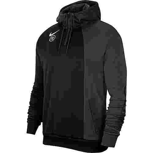 Nike FC Hoodie Herren anthracite-black-white
