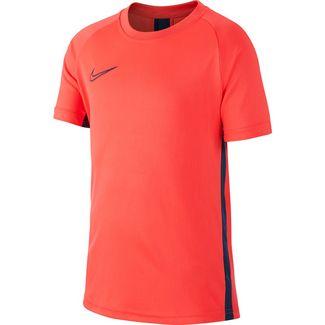 Nike Academy Funktionsshirt Kinder laser crimson-valerian blue