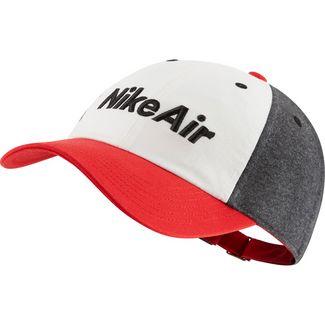 Nike Heritage86 Cap Kinder university red-white-black heather-black