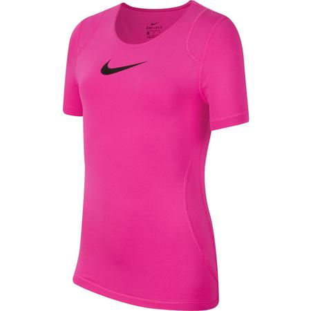 Nike Pro Funktionsshirt Mädchen Funktionsshirts 122/128 Normal   00193654635930
