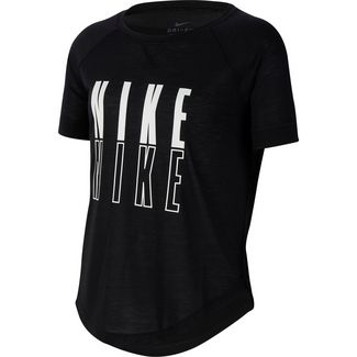 Nike Trophy Trainingsshirt Kinder black-white