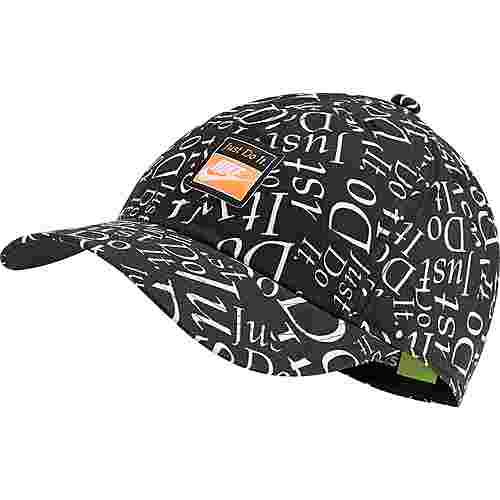Nike Heritage86 Cap Kinder black