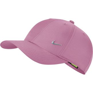 Nike Heritage86 Cap Kinder magic flamingo-metallic silver