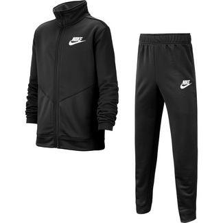 Nike Trainingsanzug Kinder black-black-white