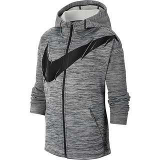 Nike Kapuzenjacke Kinder black-htr-black