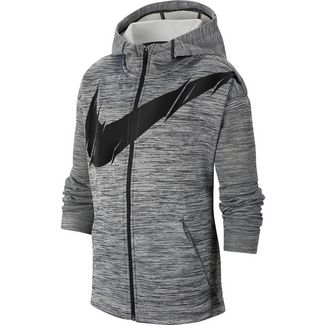Nike Trainingsjacke Kinder black-htr-black