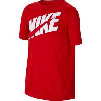 Nike Funktionsshirt Kinder university red-white