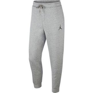 Nike Jumpman Fleece Sweathose Herren carbon heather-black