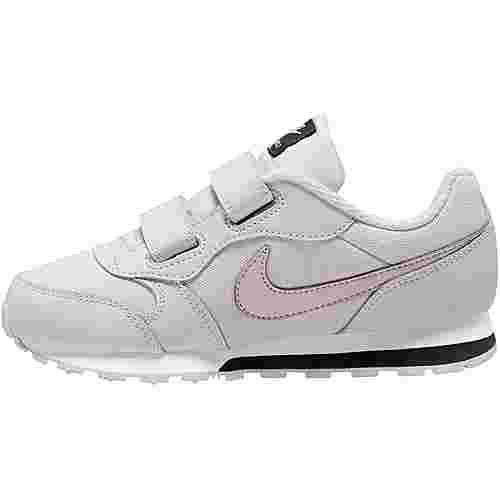 Nike MD Runner Sneaker Kinder photon dust-iced lilac-off noir-white