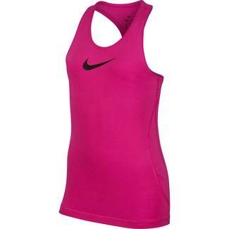 Nike Funktionstop Kinder fire pink-black