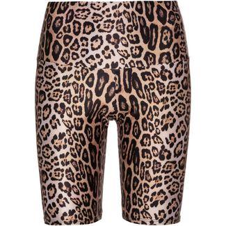 Onzie High Rise Radlerhose Tights Damen leopard
