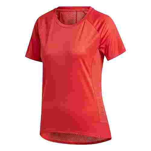 adidas Parley 25/7 Rise Up N Run T-Shirt T-Shirt Damen Rot