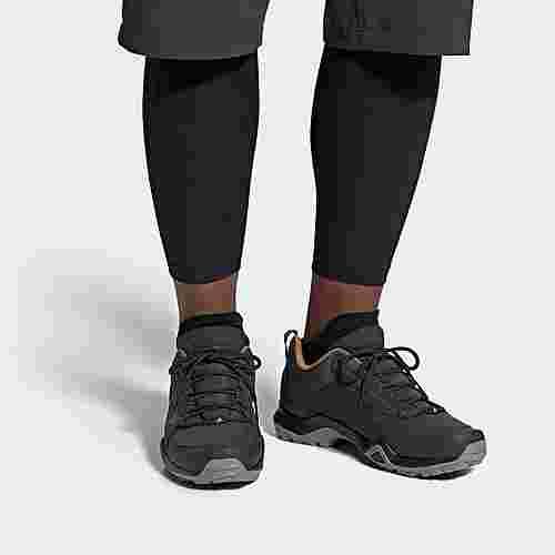 adidas TERREX AX3 Wanderschuh Wanderschuhe Herren Grey Five / Core Black / Mesa
