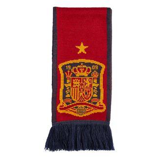 adidas Spanien Schal Schal Herren Victory Red / Collegiate Navy / Semi Solar Gold