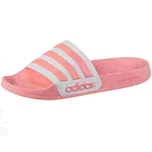 adidas Adilette Shower Badelatschen Damen glory pink