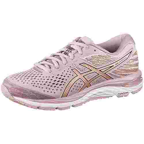 ASICS GEL-CUMULUS 21 Laufschuhe Damen watershed rose-rose gold