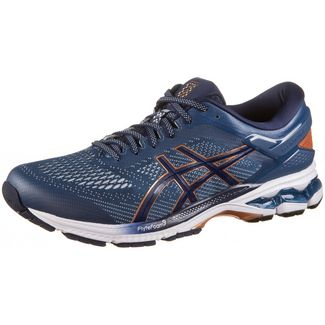 ASICS GEL-KAYANO 26 Laufschuhe Herren grand shark-peacoat